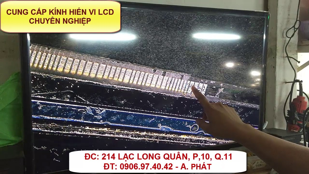 Bán Kính Hiển Vi Soi LCD Bo Mạch Điện Tử – 0906 974 042 Mr. Phát – https://epkinh24h.com