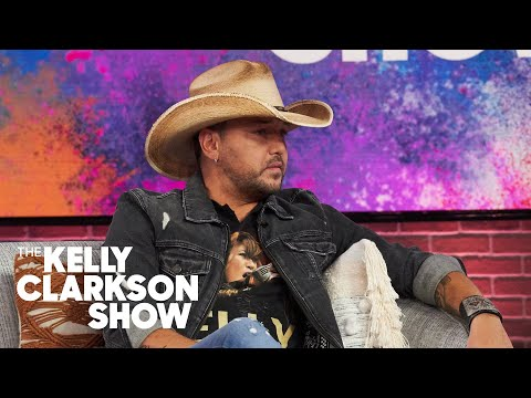 Jason Aldean On Coping With Las Vegas Shooting Trauma: 'I Wouldn't Wish It On Anybody'