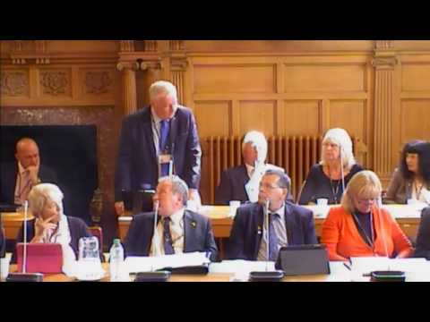 Scarborough Borough Council Meeting 26th June 2017