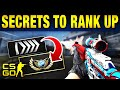 Top 10 Secrets To Rank Up in CS:GO