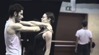 Drakula: prove del balletto
