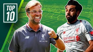 TEN reasons why LIVERPOOL will win the EPL title in 2018/19