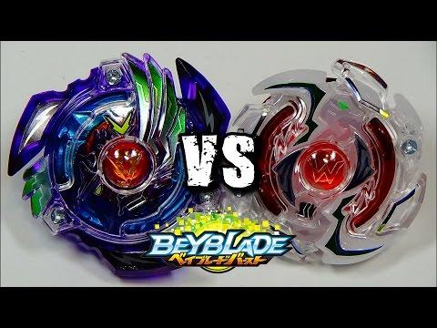 Beyblade Burst BATTLE!! Wild Wyvern I.Y. Vs Victory Valkyrie T.U. ベイブレードバースト