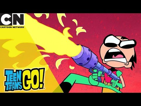 Teen Titans Go! | Alien Incubation | Cartoon Network UK