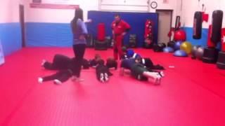 Kogan Self-Defense Video - Spetsnaz - Kids