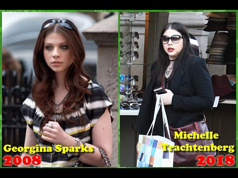 GOSSIP GIRL Then And Now With 33 Actors [2018]