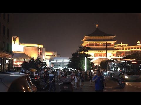 Xi'an China 2015