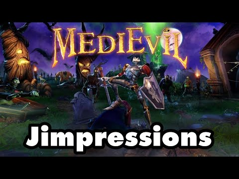 MediEvil - It's The Nineties! (Jimpressions)