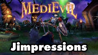 MediEvil - It's The Nineties! (Jimpressions) (Video Game Video Review)