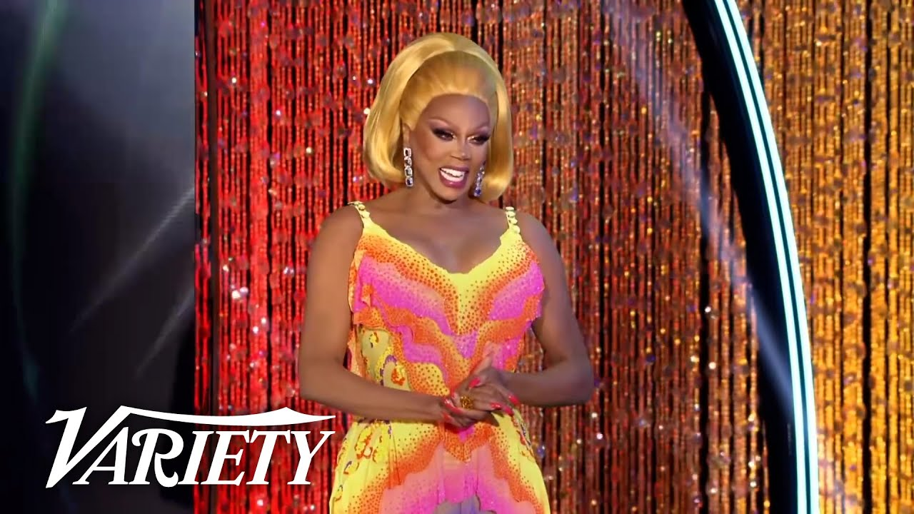 The Iconic Make-up Behind RuPaul's Drag Race