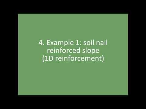 LSWEB17-5 | Modelling Soil Reinforcement with LimitState:GEO