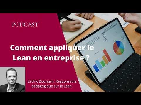 Podcast : Quels outils et quelles applications pour le Lean en entreprise ?