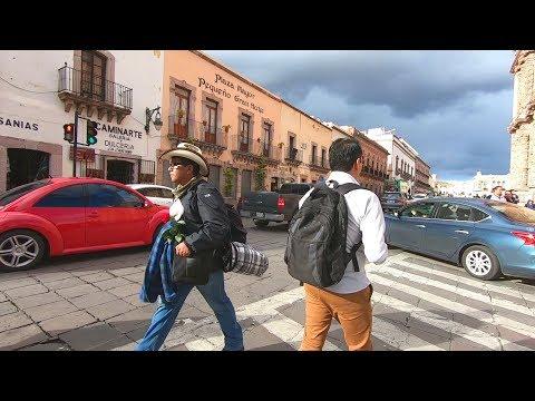 Exploring Zacatecas | Beautiful Mountain City of Mexico