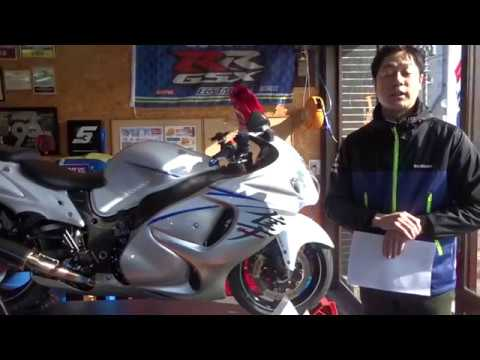 祝!SUZUKI GSX1300R 隼 本日ご納車!バイク買取大歓迎★★★山形県酒田市バイク屋 SUZUKI MOTORS