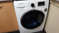 Samsung Ecobubble WD80J5410AW 8Kg / 6Kg Washer Dryer with 1400 rpm - White