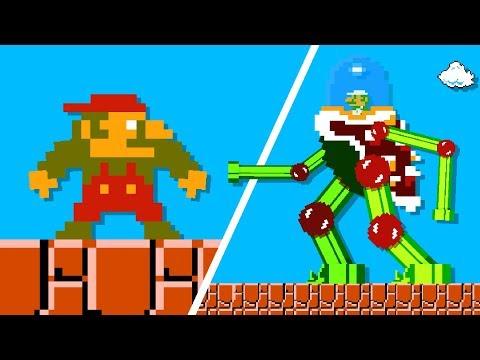 Super ANGRY Bros - Luigi Saga (EVERY EPISODE) Mario Parody