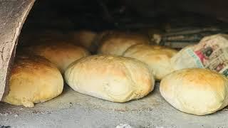 Fırında Mis Gibi Köy Ekmeği Yapıyoruz 👩🏻🌾