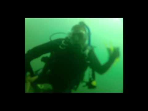 Scuba Diving At Kings Beach Newport Rhode Island