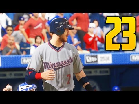 "MLB The Show 17 - Road to the Show - Part 23 ""SLUMP OF ALL SLUMPS"" (Gameplay & Commentary)"