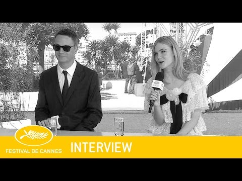 THE NEON DEMON - Interview - VF - Cannes 2016