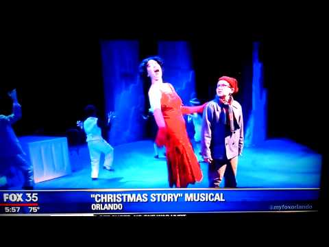 A Christmas story the musical on Fox