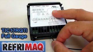 Manual técnico controlador Full Gauge TIC17RGTi