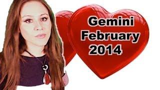 Gemini February 2014 Horoscope from astrolada.com
