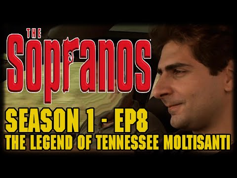 """The Sopranos Season 1 Episode 8 """"The Legend of Tennessee Moltisanti"""" Recap and Review"""