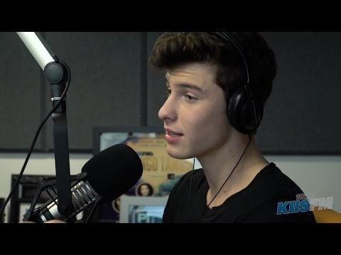 Shawn Mendes Talks New Song