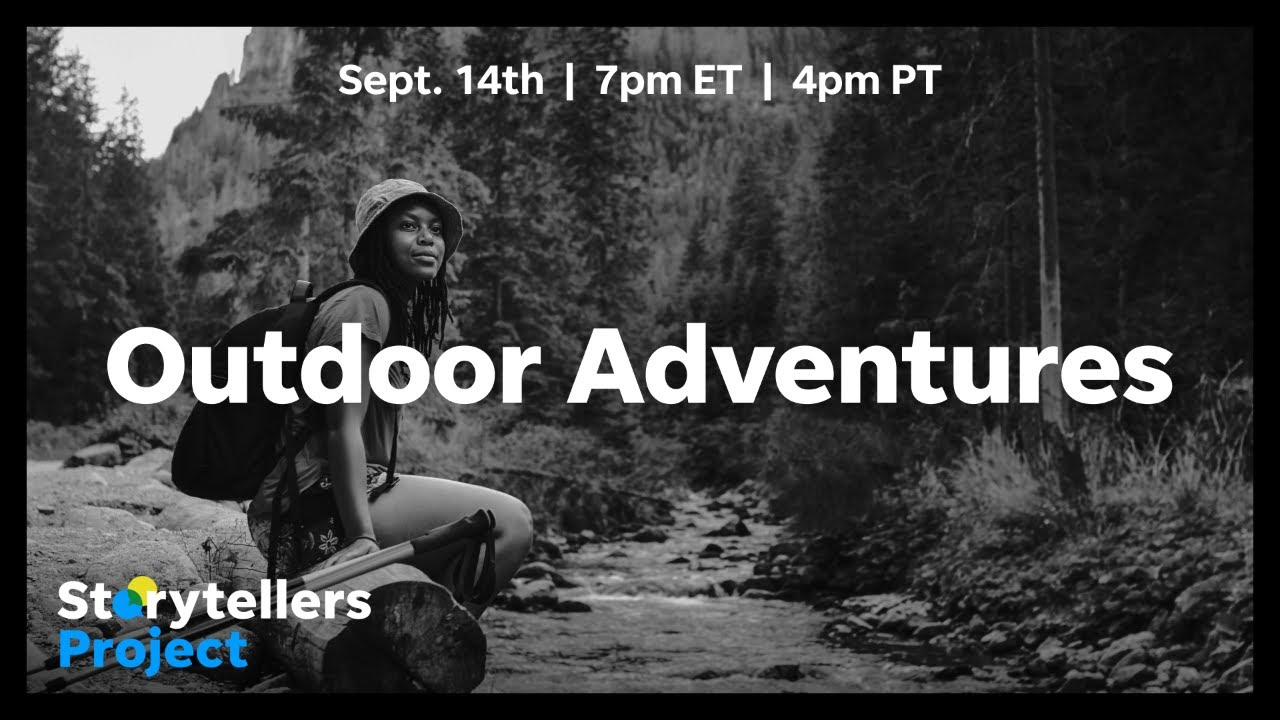 Storytellers Project to present 'Outdoor Adventures'
