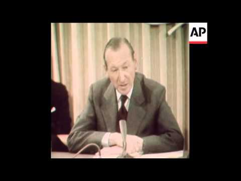SYND 25-7-72 WALDHEIM PRESS CONFERENCE