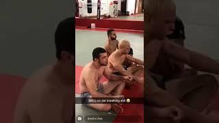 MMA Vlog #mma #breathwork #jiujutsu