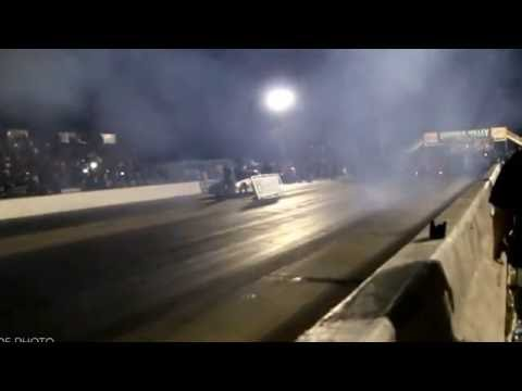 """Derek in the Silver Unit vs. Chuck 55 in """"The 55"""" Outlaw Armageddon 2016"""