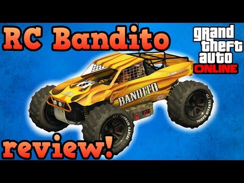 RC Bandito Review! - GTA Online Guides