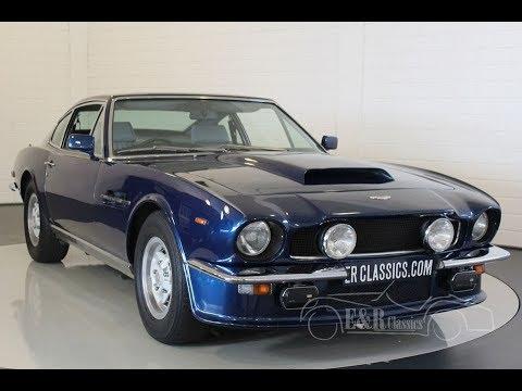 Aston Martin V8 Coupe 1974 Video Wwwerclassicscom