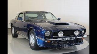 Aston Martin V8 Coupe 1974 -VIDEO- www.ERclassics.com