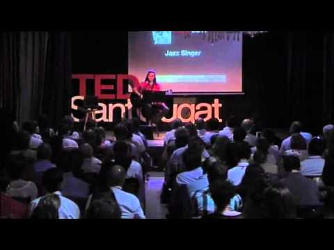 Live music performance at TEDxSantCugat | Anna Luna | TEDxSantCugat