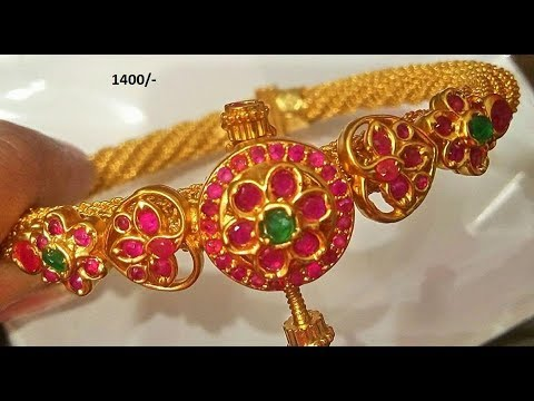 latest one gram gold jewellery wholesale with price
