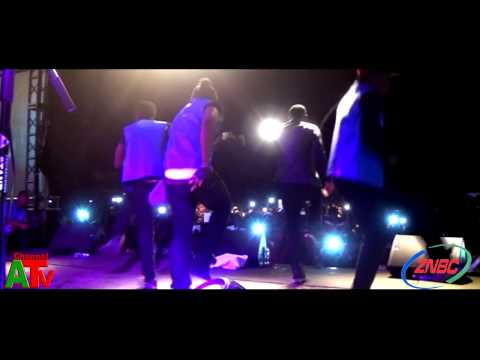 P Square - Performing Live in Zambia