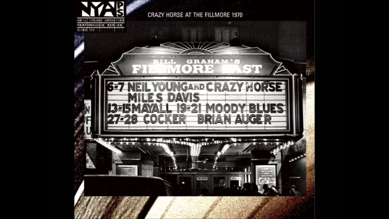 neil young crazy horse cinnamon girl live at fillmore east 1970 youtube. Black Bedroom Furniture Sets. Home Design Ideas