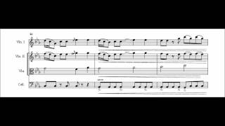 Rolling in the Deep STRING ARRANGEMENT- free sheet music