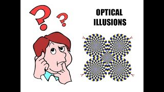 AMAZING OPTICAL ILLUSIONS AND MIND TRICKS TO TEST YOUR BRAIN