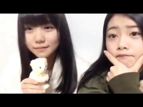 予告通り完成しました! 長谷川玲奈 小熊倫実 NGT48 にいがったフレンド ロッチ.