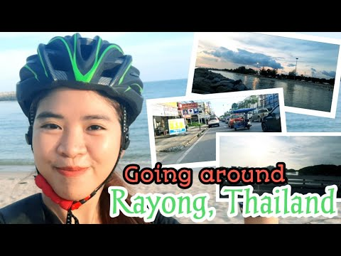 Biking around Rayong, Thailand [Overseas and Coast to Coast] by BeyondOnesKhen TH