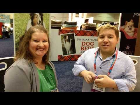 Bill Klein of The Little Couple With Lauren Darr At Global Pet Expo ...