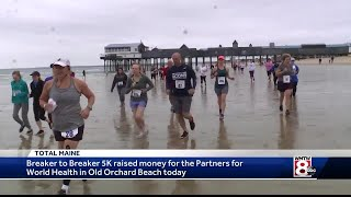 Breaker to Breaker 5K taking place in Old Orchard Beach today