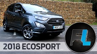 Get your Foray First Look at the New EcoSport! We've been lucky eno...