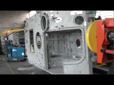 M113 APC Upgrade (FullHD) - Preparação para modernização