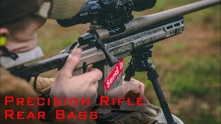 Precision Rifle - Rear Bags