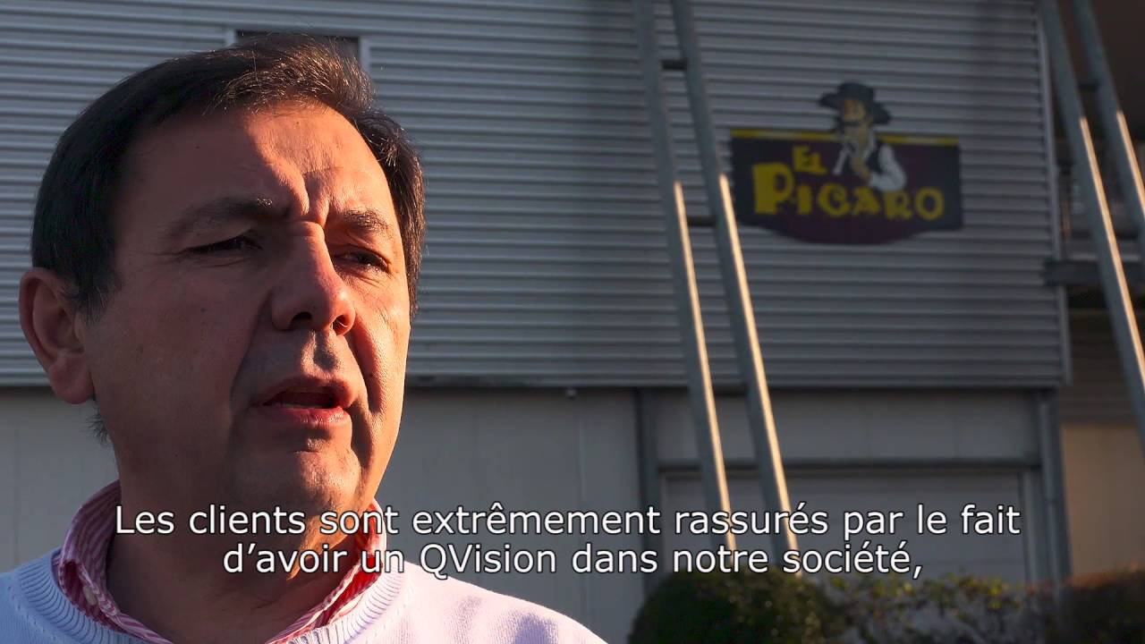 Video testimonial Success Story Salaisons Jouvin - France Soustitres français